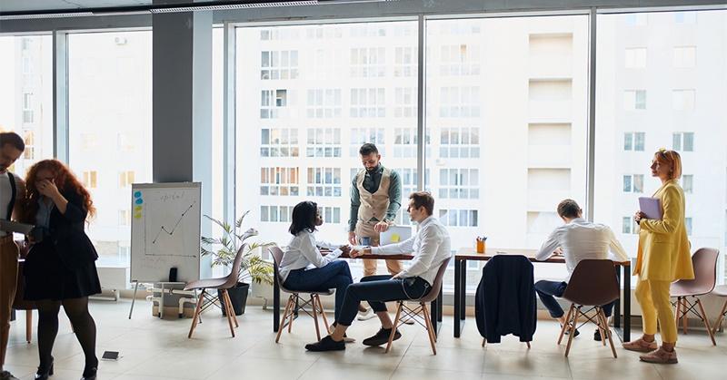 Capa de Como um coworking pode ajudar pequenas empresas em crescimento?