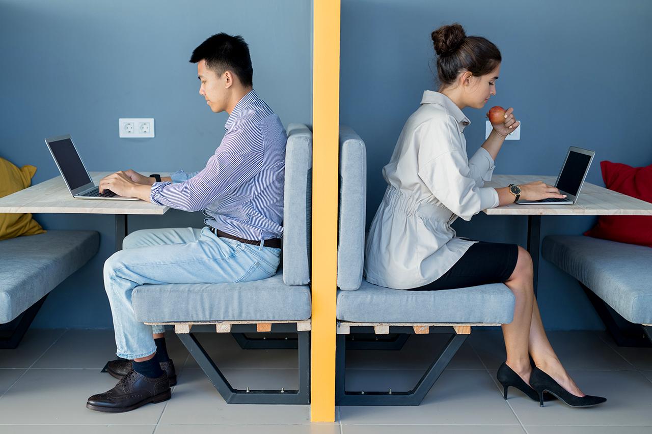 Capa de Introvertidos e coworking: uma boa combinação?